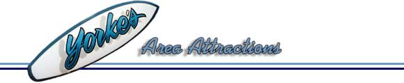 Yorke's Area Attractions logo